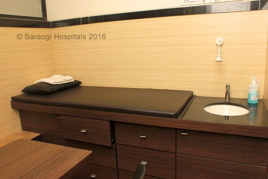 Saraogi Hospital and IRIS IVF Centre - Malad - IVF Centre in Mumbai