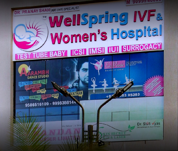 Wellspring IVF and Women's Hospital - IVF Centre in Ahehmdabad