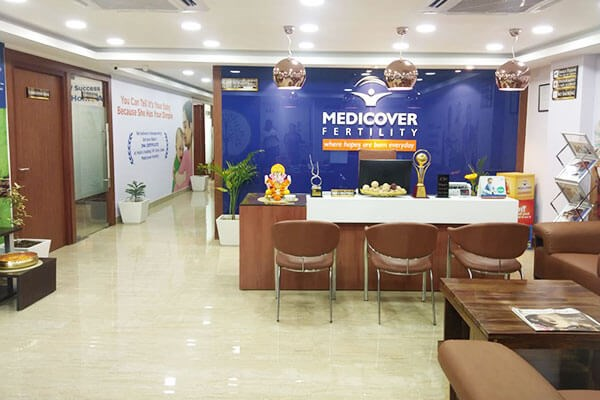 Medicover Fertility - Preet Vihar - IVF Centre in Delhi