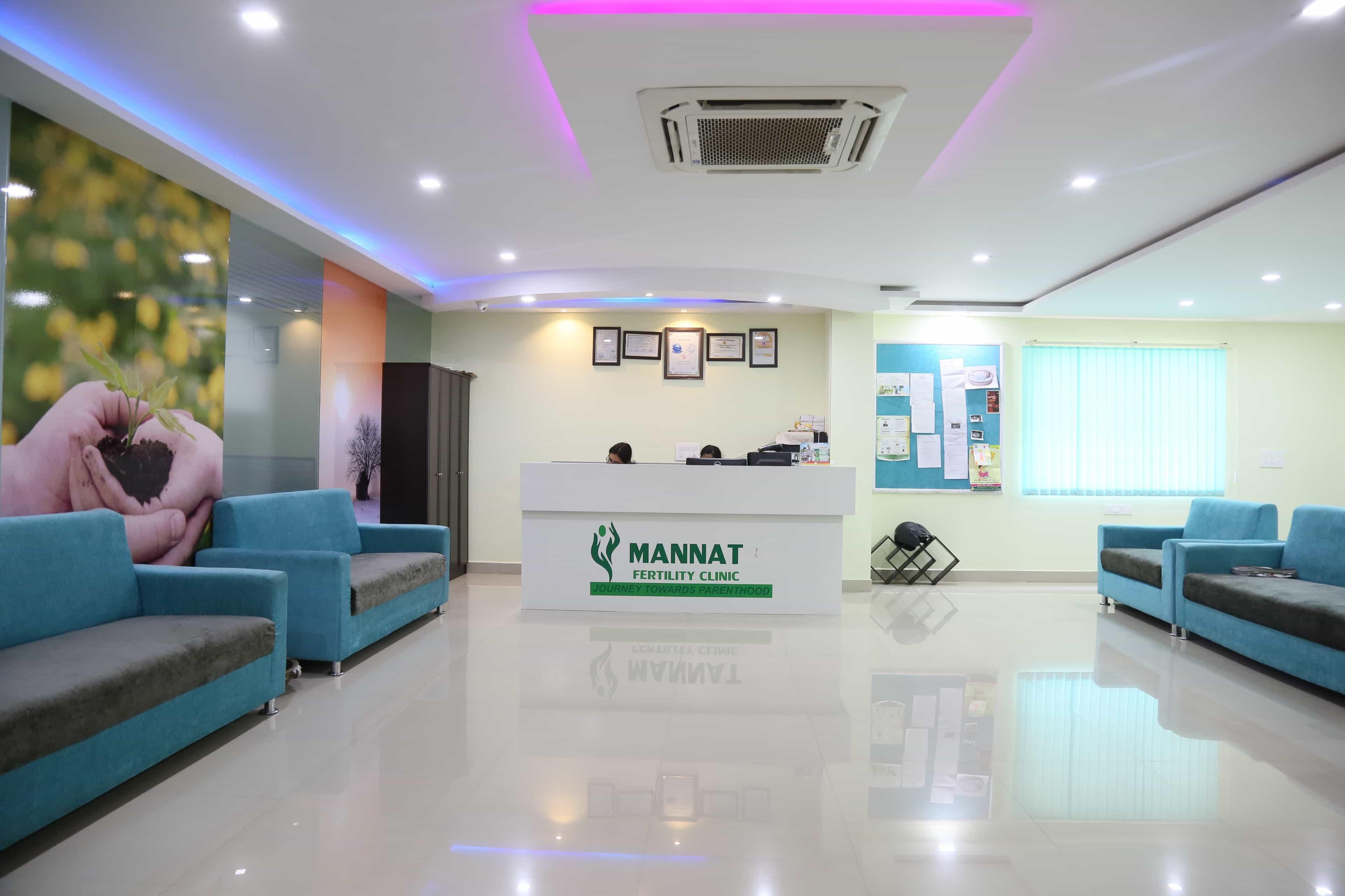 Mannat Fertility Clinic - IVF Centre in Bangalore